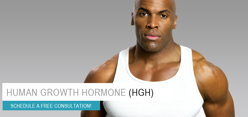 Human Growth Hormone (HGH) Replacement Greater Washington DC